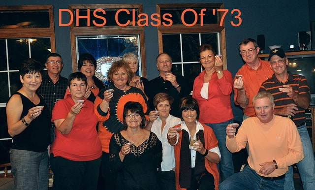 DHS Class of 1973 reunion